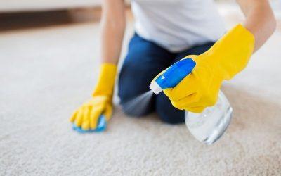 Tanie sposoby na wypranie dywanów